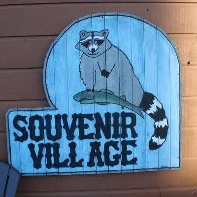 Souvenir Village Old Forge
