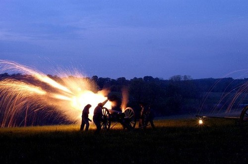 Oak Ridge Farm Civil War Re-enactment