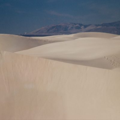 Bruce McCurdy, Oceano Dunes III, photograph, 2009.1.2