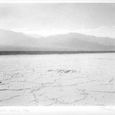Death Valley 1980, Tom Millea