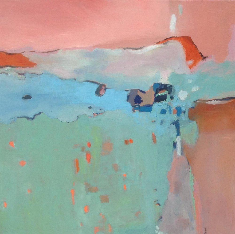 'The Waterfall', By Nancy Freeman