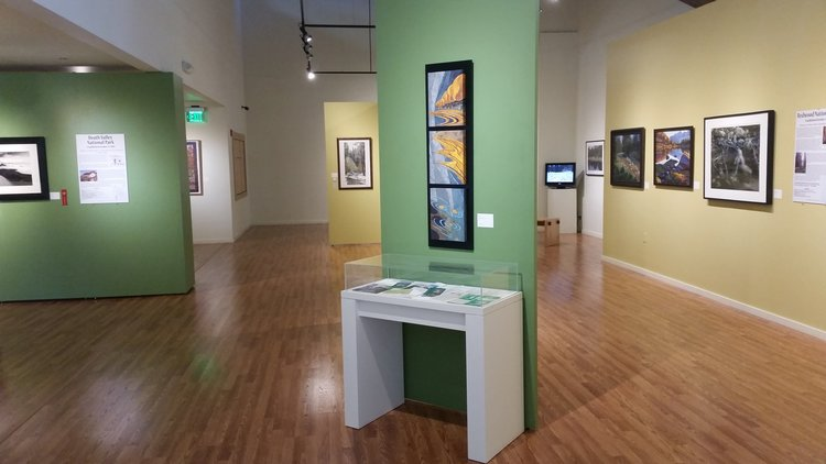 Celebrating the National Parks of California Exhibit Picture 1.jpg