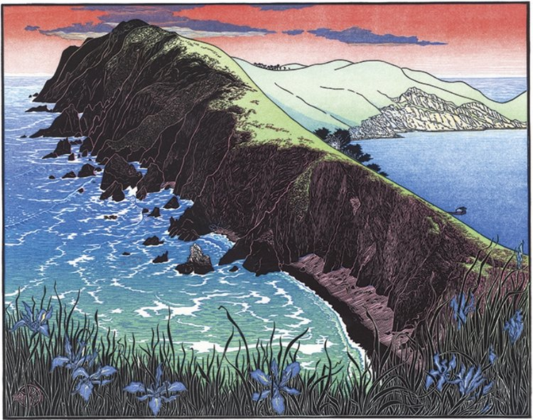 Point Reyes, Tom Killion