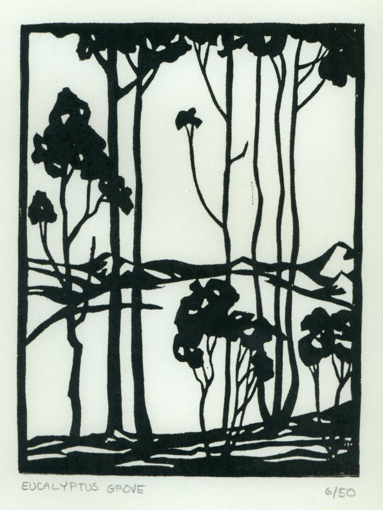 Eucalyptus Grove, Everett Ruess