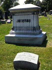 JackJohnson_gravesite01