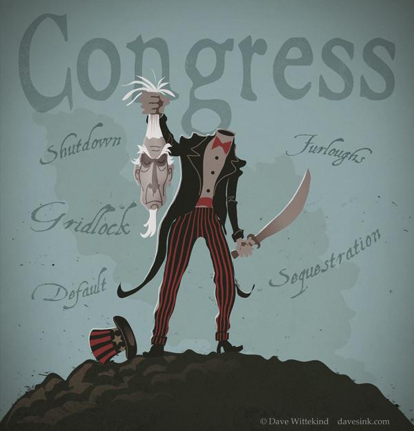 Worst U.S. Congress in history