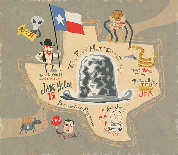 Texas Conspiracy