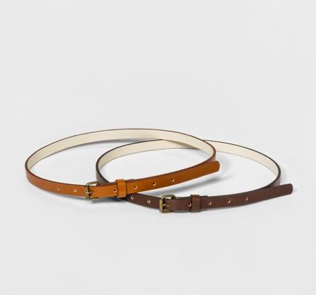 4. Tan Belt -