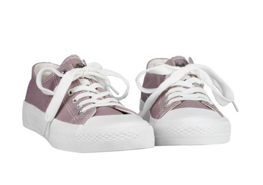 Gray Sneakers -