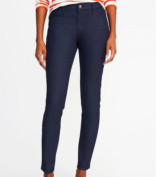 Dark Blue Jeans -