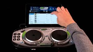 3. PortableDJ Turntables -
