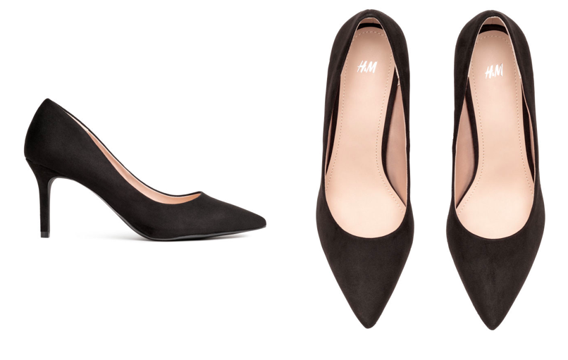1. Black Pumps  -