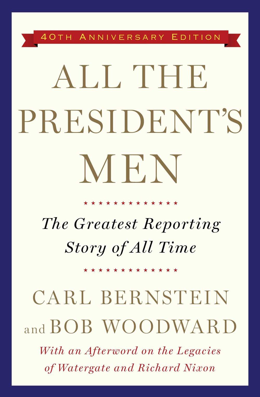 4. All The Presidents Men -