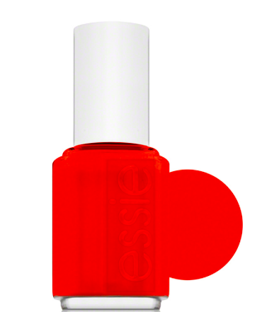 Red Nail Polish -