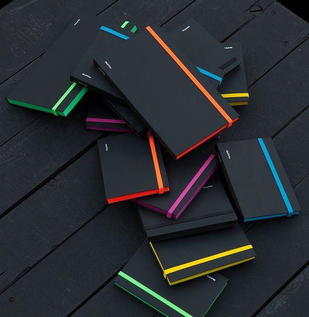 Chic notebooks -