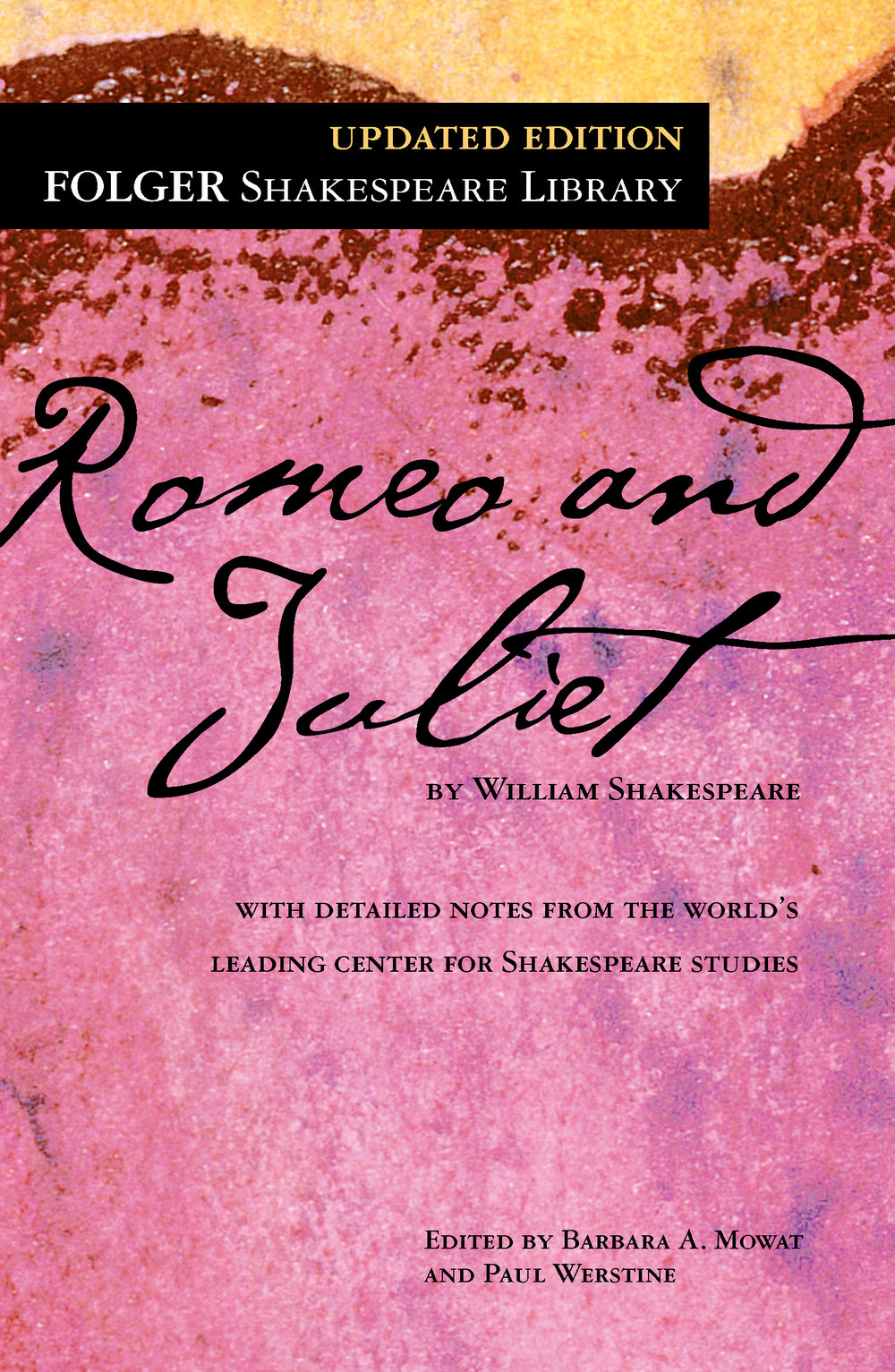 Romeo and Juliet...a Freshman year classic -