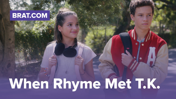 It's a Love Story: When Rhyme Met T K  — Brat
