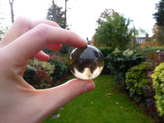 Smoky quartz crystal to keep negative energies at bay. -