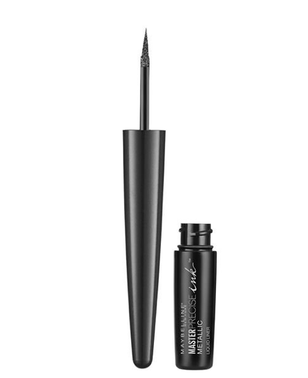 Black Eyeliner - Liquid eyeliner adds edge to any ensemble.