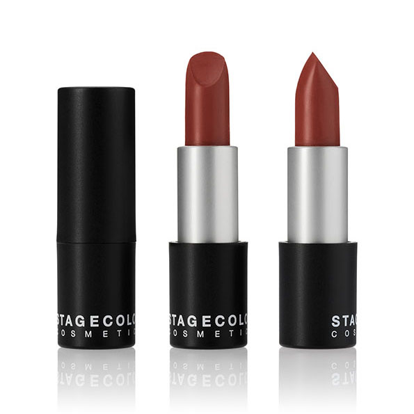 Matte Lipstick - When working at the café, a glamorous shade of matte lipstick keeps her spirits up.