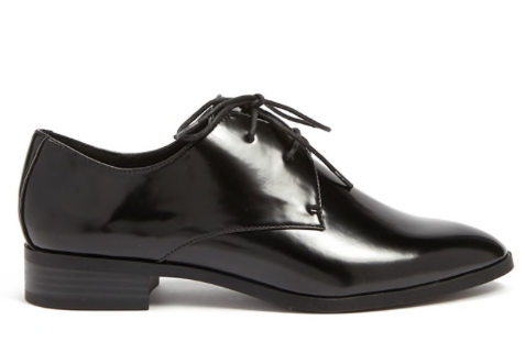 Black Oxfords -