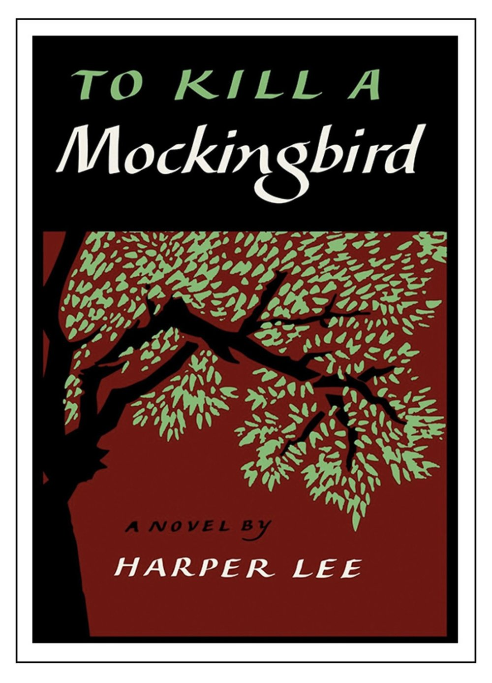 To Kill A Mockingbird by Harper Lee - Jo's favorite book! She keeps a copy with her always. Have you read it?