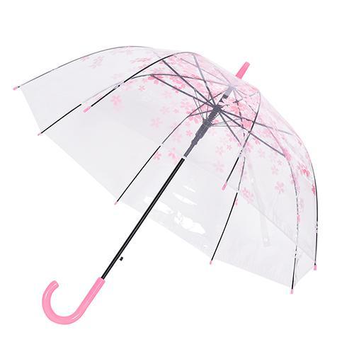Pink parasol -