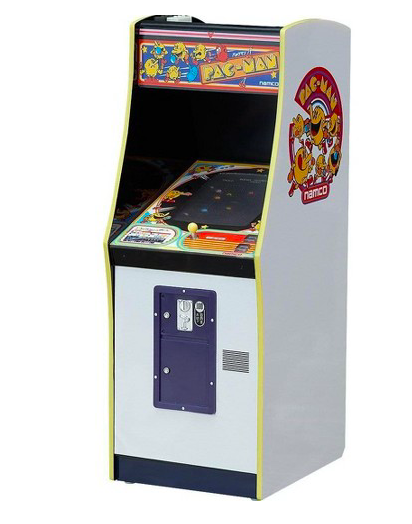 Arcade game (mini) - When Rhyme and company aren't at school, they like chilling at the arcade. Now you can too. Close your eyes, you can almost hear Birds of a Feather over the speakers!