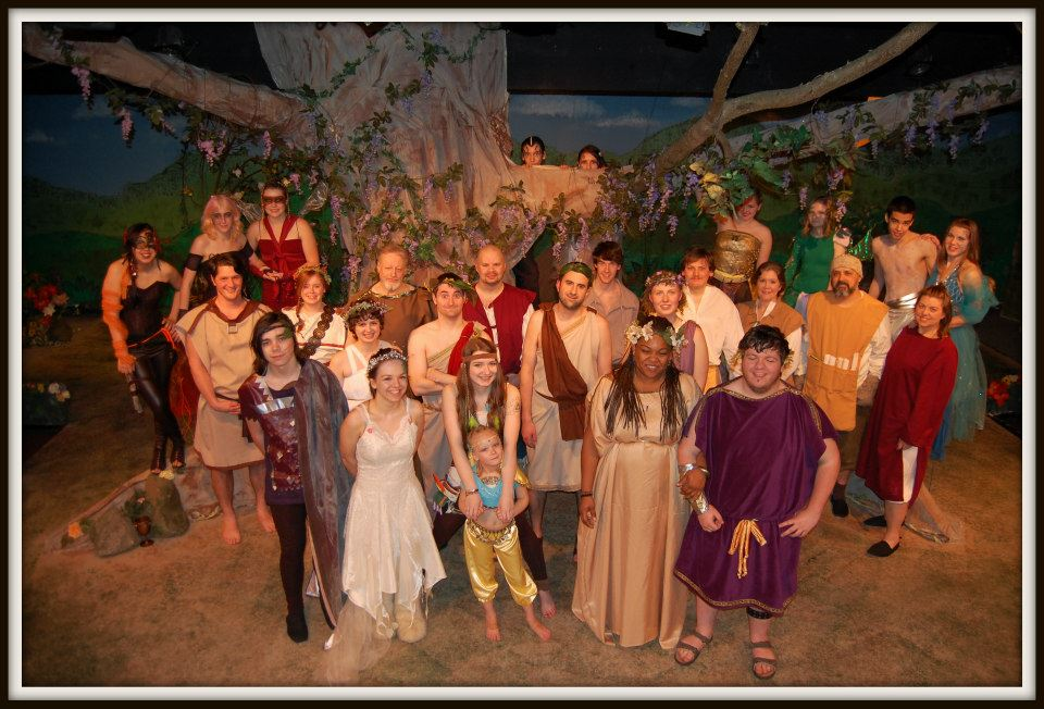 A MIDSUMMER NIGHTS DREAM - 2013