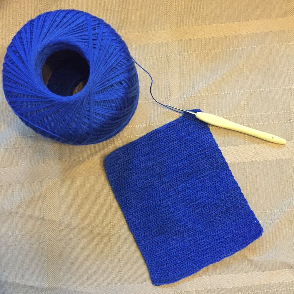 How to: Use of Crochet Thread