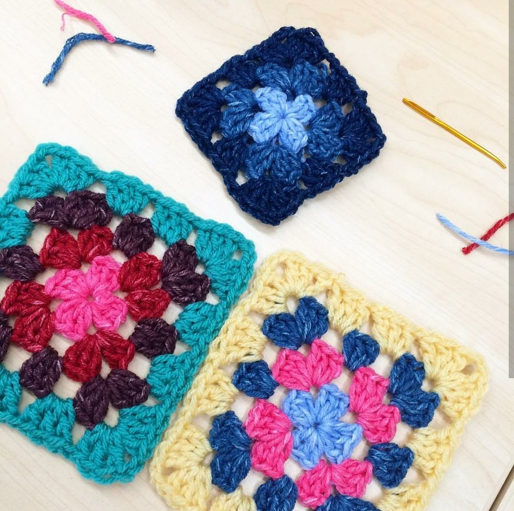 How to: Granny Square