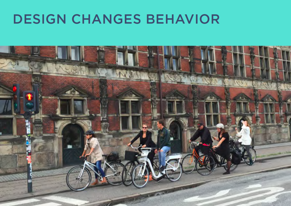 Talking about design for behavior change