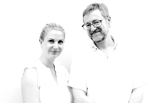 NINA HEIDENREICH und MARTIN BREUNINGER