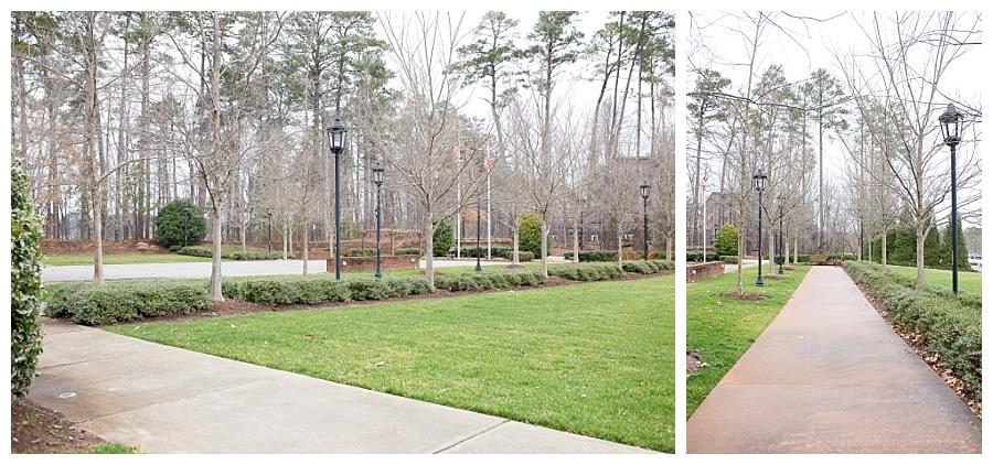 north-carolina-state-wedding-alumni-center-grounds
