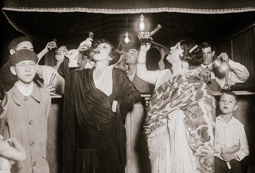 MARÍN. Verbena de la Paloma. Distrito La Latina. Madrid, 15 de agosto de 1926