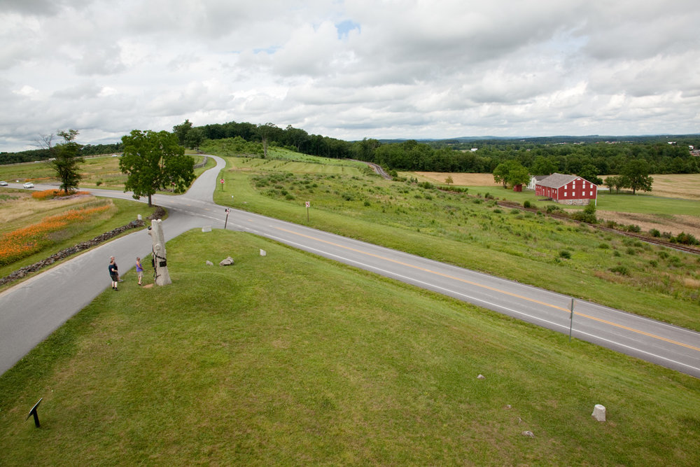 All roads lead to Gettysburg.