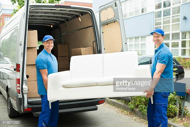 Moving Van - Let us know if you need help with a moving van. We will help you get one to make your big day easier.