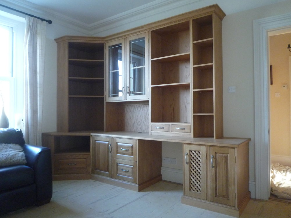 Special Fitted Home Office Furniture Best Design Ideas.