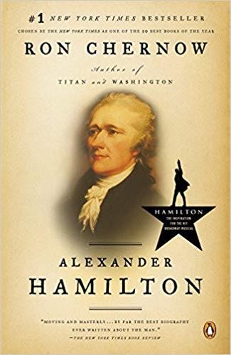 Alexander Hamilton, book cover, chernow.jpg