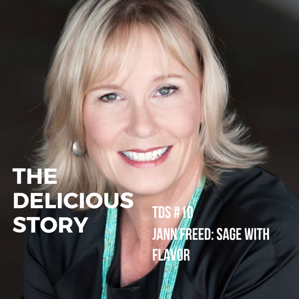 Jann Freed, leadership and change coach talks about becoming a sage.