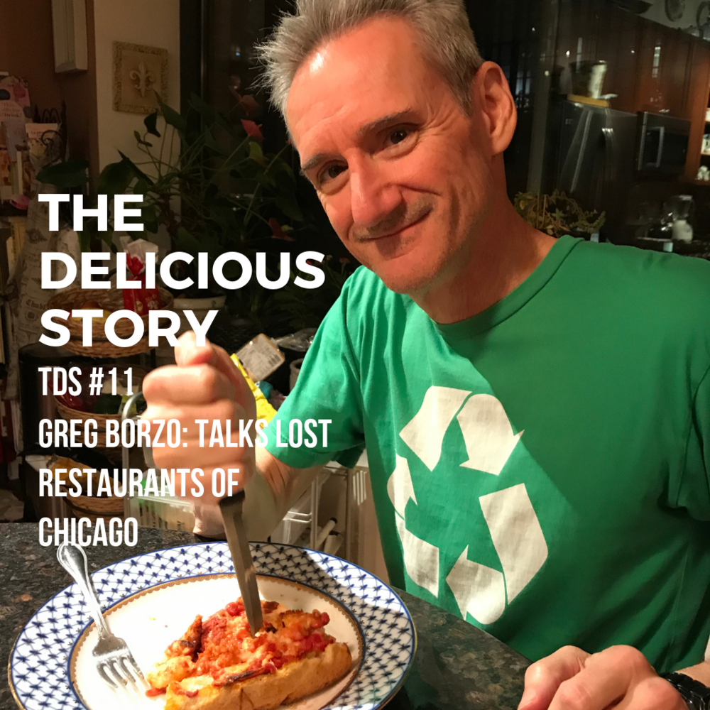 Author Greg Borzo Digs In Talking about Lost Restaurants of Chicago