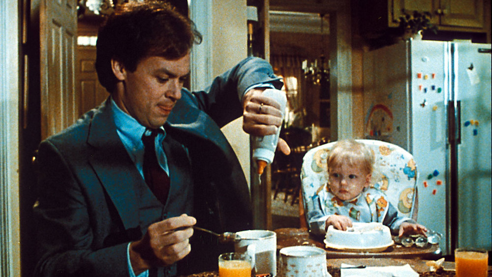 Mr. Mom (1983) Directed by Stan Dragoti Shown: Michael Keaton