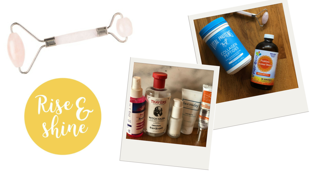 My Morning Routine   Self care and skin care