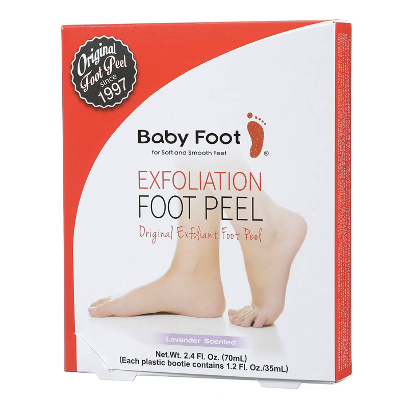 Baby Foot - Original Exfoliant Foot Peel