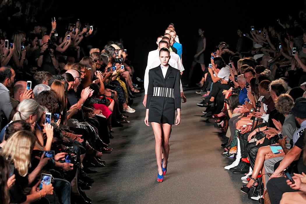 Fashion Week runway | emma-elsewhere.com