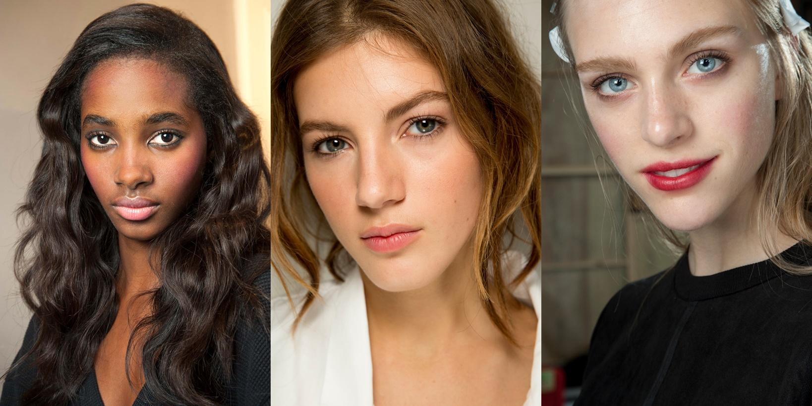 Beauty Trends - Spring/Summer 2014 Fashion Week | emma-elsewhere.com