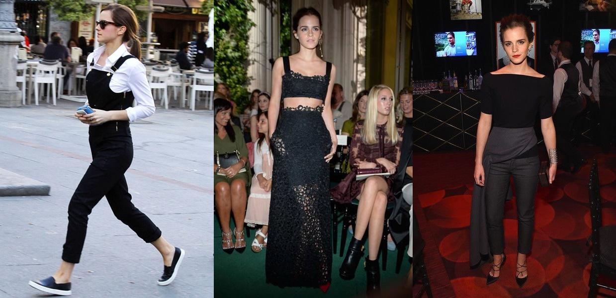 Underrated Style Stars - Emma Watson | emma-elsewhere.com