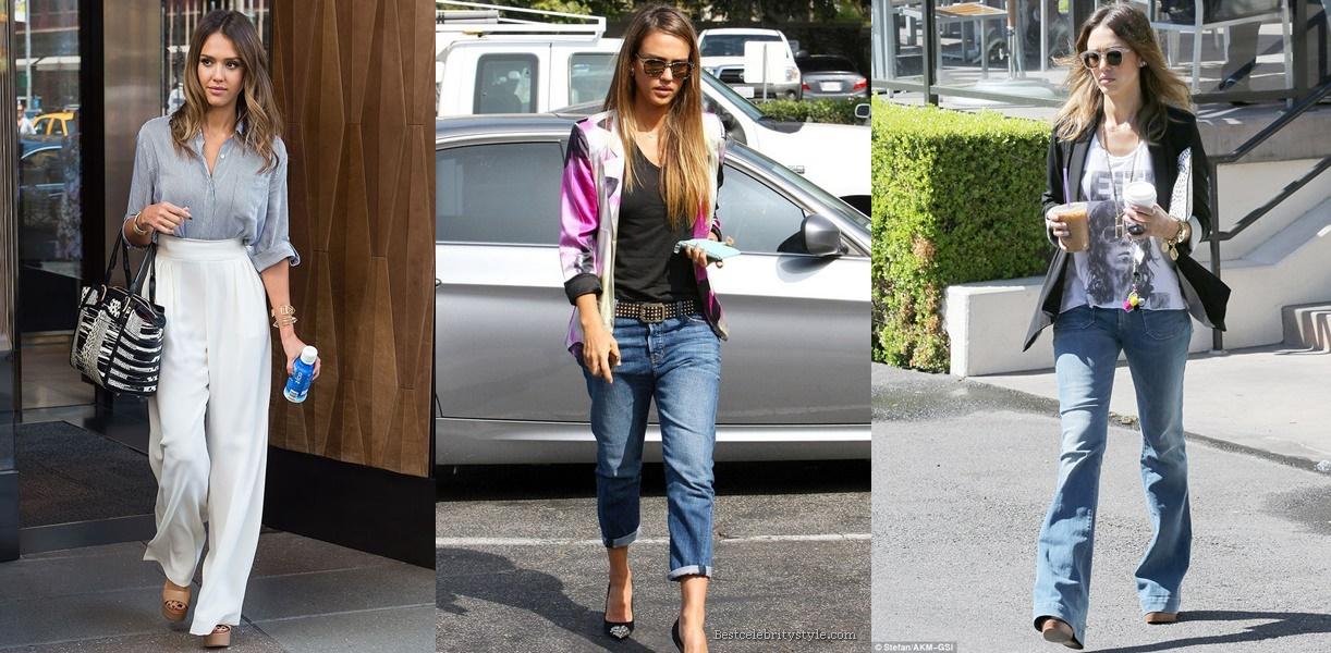 Underrated Style Stars - Jessica Alba | emma-elsewhere.com