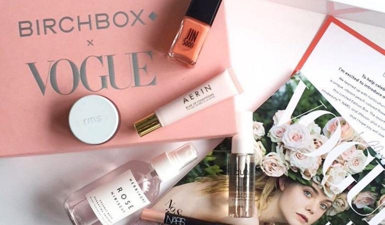 Birchbox x Vogue Subscription Boxes | emmaelsewhere
