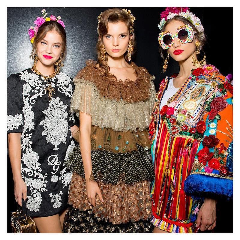 Image Source:  Dolce & Gabbana's Instagram
